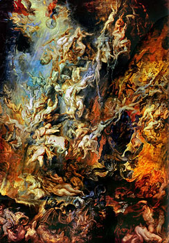 Fall of the Rebel Angels